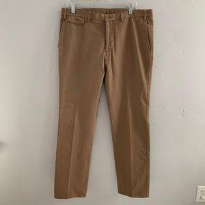 Salvatore Ferragamo Brown Casual Dress Pants 54/32